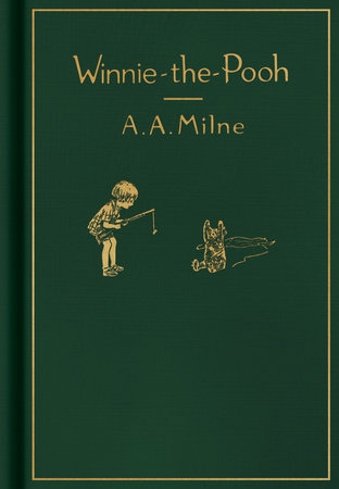 Book Cover for Winnie the Pooh