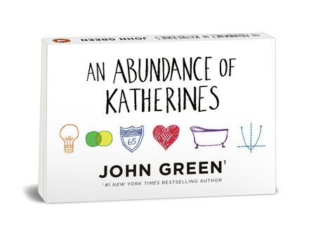Penguin Minis: An Abundance of Katherines by John Green
