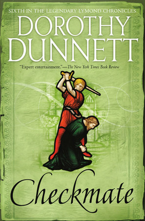 Checkmate by Dorothy Dunnett