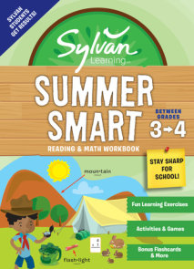 Sylvan Summer Smart Workbook: Between Grades 3 & 4