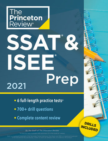 Princeton Review SSAT & ISEE Prep, 2021 by The Princeton Review