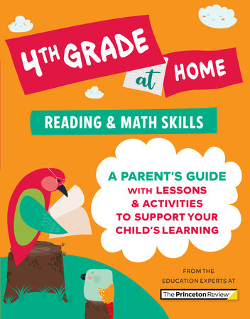 4th Grade at Home by The Princeton Review