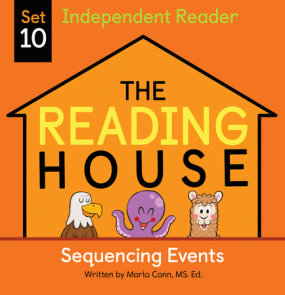 The Reading House Set 10: Sequencing Events