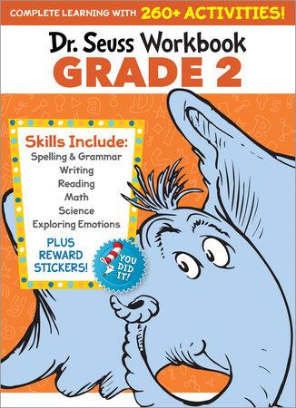 Dr. Seuss Workbook: Grade 2