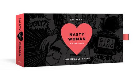 The Nasty Woman Game by Amanda Brinkman