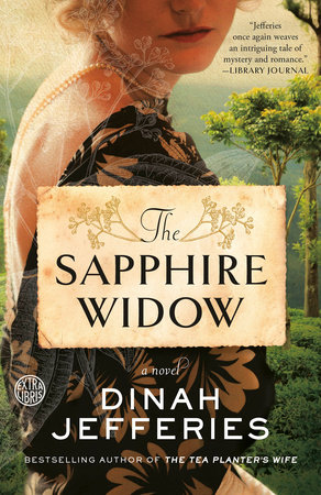 The Sapphire Widow by Dinah Jefferies