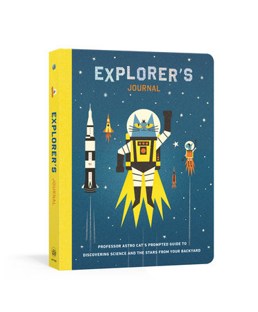 Explorer's Journal by Dr. Dominic Walliman