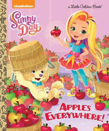 Apples Everywhere! (Sunny Day) by Mickie Matheis