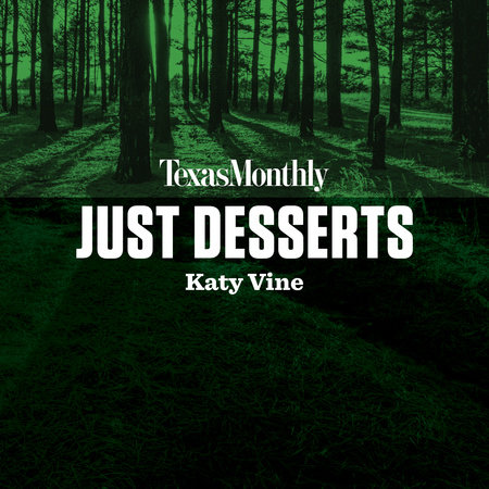 Just Desserts by Katy Vine