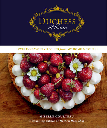 Duchess at Home by Giselle Courteau