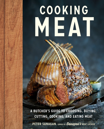 Cooking Meat by Peter Sanagan