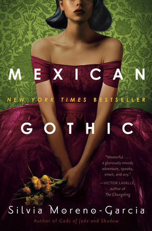 Cover Monday № 7 | Mexican Gothic