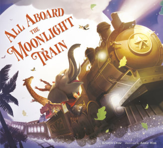 All Aboard the Moonlight Train