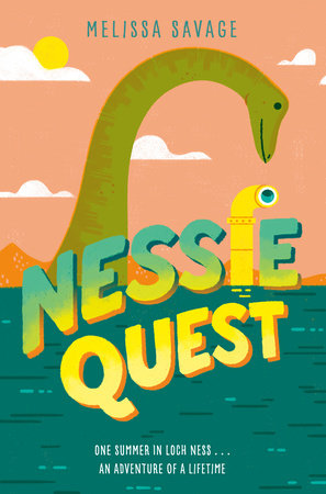 Nessie Quest by Melissa Savage