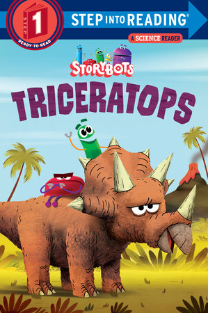 Triceratops (StoryBots) by Storybots