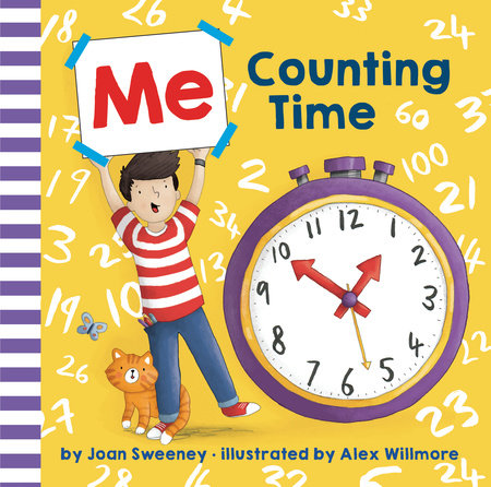 Me Counting Time by Joan Sweeney
