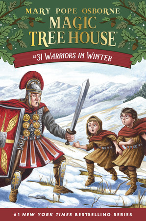 Warriors in Winter by Mary Pope Osborne