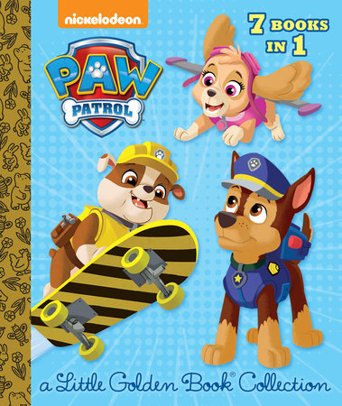 PAW Patrol LGB Collection (PAW Patrol) by Golden Books