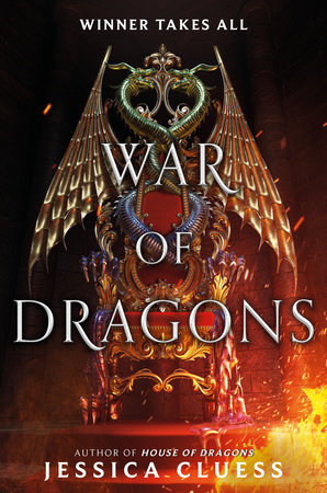 War of Dragons by Jessica Cluess