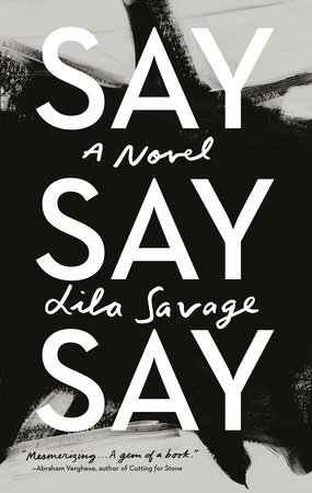 Say Say Say by Lila Savage