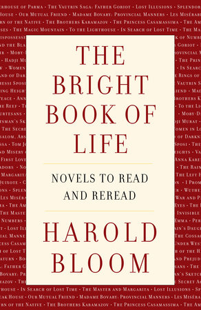 The Bright Book of Life by Harold Bloom