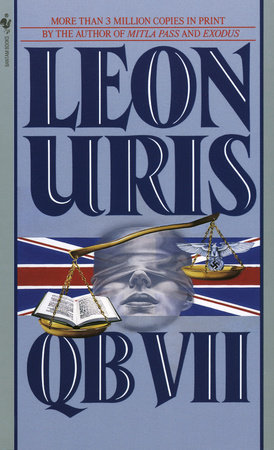 Qb VII by Leon Uris and Jill Uris