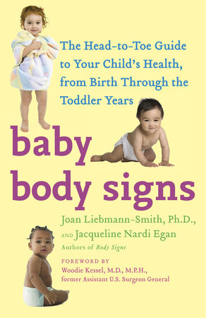 Baby Body Signs by Joan Liebmann-Smith, PhD and Jacqueline Egan
