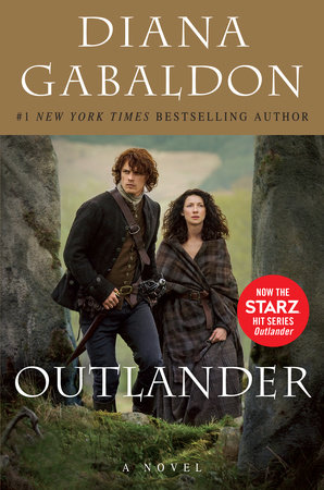 Outlander (Starz Tie-in Edition) by Diana Gabaldon