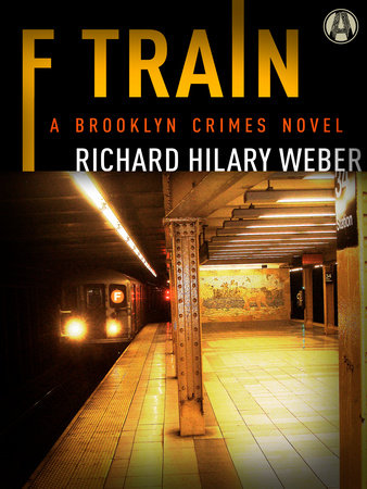 F Train by Richard Hilary Weber