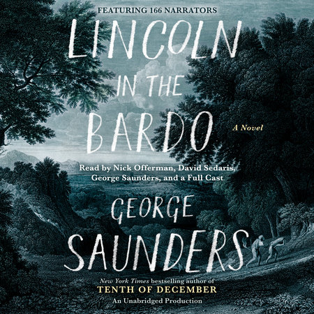 Lincoln in the Bardo Book Cover Picture