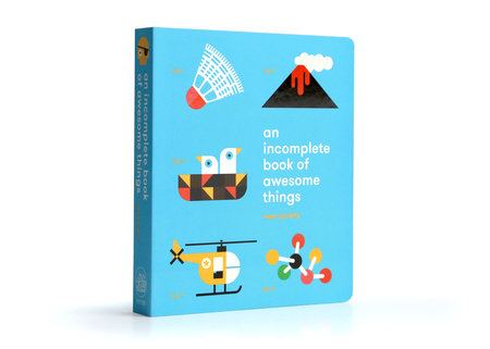 An Incomplete Book of Awesome Things by Wee Society
