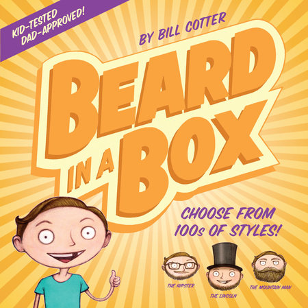 Beard in a Box by Bill Cotter