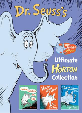 DR. SEUSS'S ULTIMATE HORTON COLLECTION by Dr. Seuss
