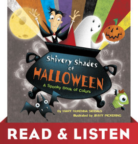 Shivery Shades of Halloween: Read & Listen Edition