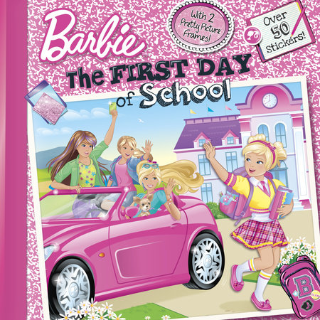 The First Day of School (Barbie) by Mary Man-Kong