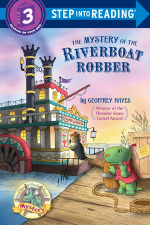 The Mystery of the Riverboat Robber by Geoffrey Hayes