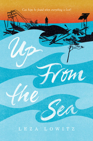 Up From the Sea by Leza Lowitz