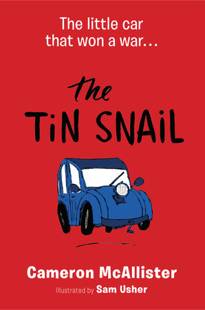 The Tin Snail by Cameron Mcallister