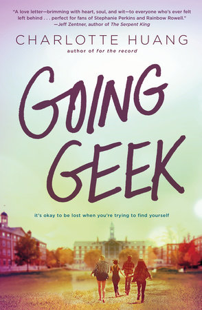 Going Geek by Charlotte Huang