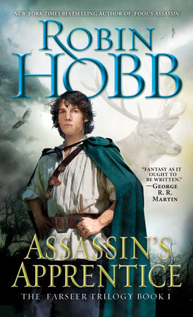 Assassin's Apprentice (The Illustrated Edition) by Robin Hobb