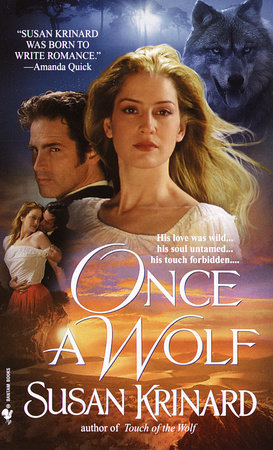 Once a Wolf by Susan Krinard