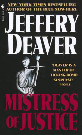 Mistress of Justice by Jeffery Deaver