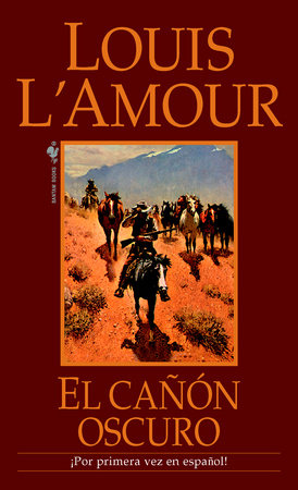 El Canon Oscuro by Louis L'Amour