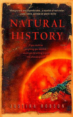 Natural History by Justina Robson