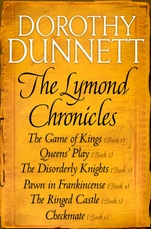 The Lymond Chronicles Complete Box Set by Dorothy Dunnett