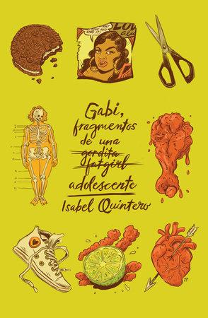 Gabi, fragmentos de una adolescente by Isabel Quintero