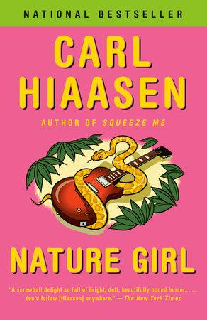 Nature Girl by Carl Hiaasen