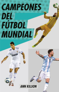 Campeones del fútbol mundial / Champions of Men's Soccer