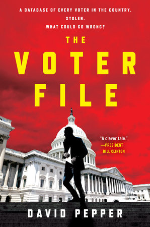 The Voter File by David Pepper