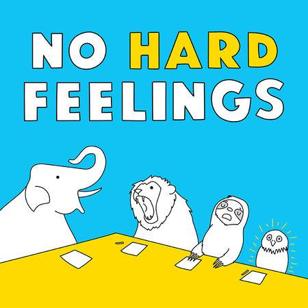 No Hard Feelings Sticker Pack by Liz Fosslien